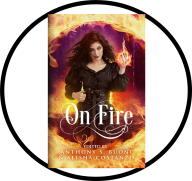 ON FIRE book cover for FB Shop